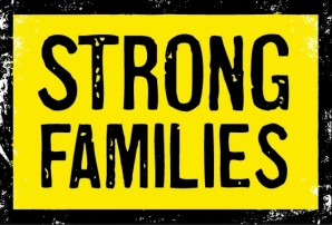 Strong Families logo